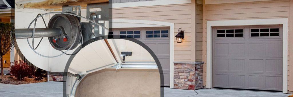 Garage Door Tracks Repair Keller
